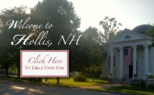 Welcome to Hollis, NH